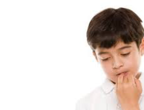 Topics in Child Psychology: What to do about Nail Biting
